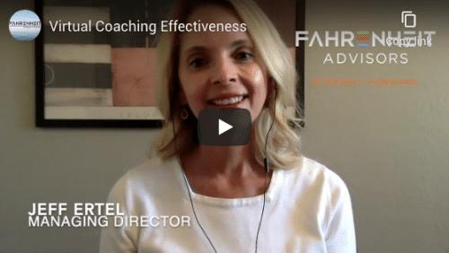 VIDEO: Is Virtual Coaching Effective?