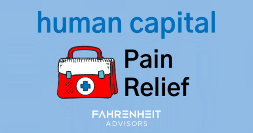 Road to Recovery: Human Capital Pain Relief