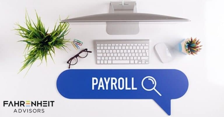Payroll Record Keeping Guidance in COVID-19 | Fahrenheit Advisors | October 2020