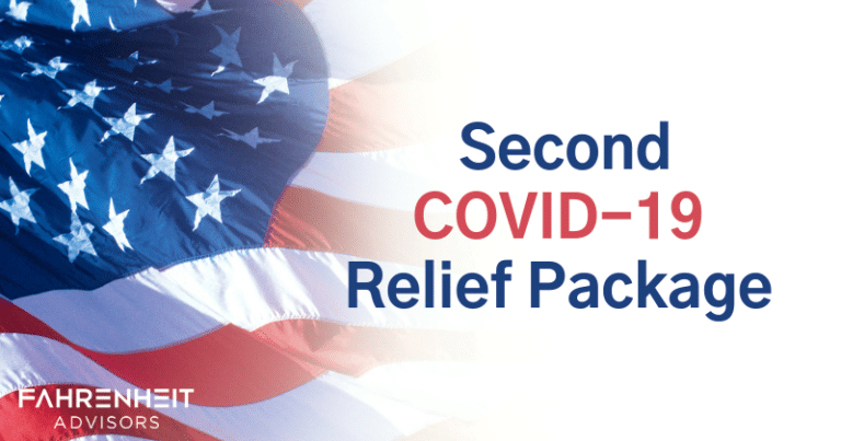 COVID relief bill signed | Finance | package highlights | Finance | Fahrenheit Advisors