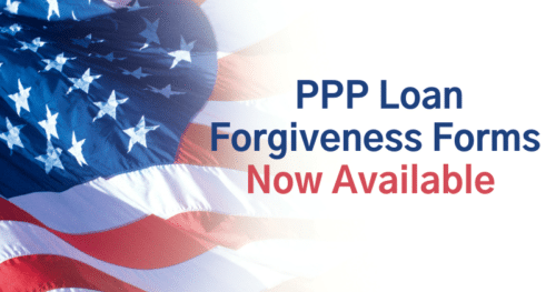 PPP Loan Forgiveness Forms Now Available