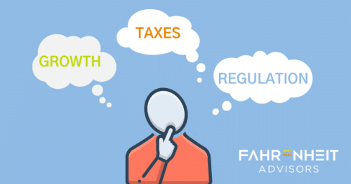Growth, Taxes & Regulation: What CFOs Need To Be Thinking About in 2021