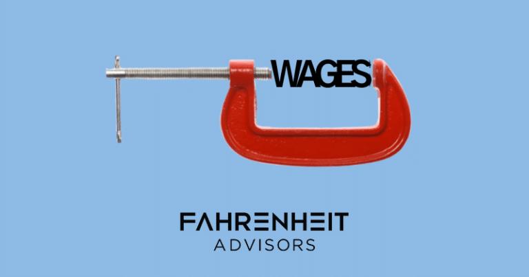 Control Wage Compression | Advisory | Fahrenheit Advisors