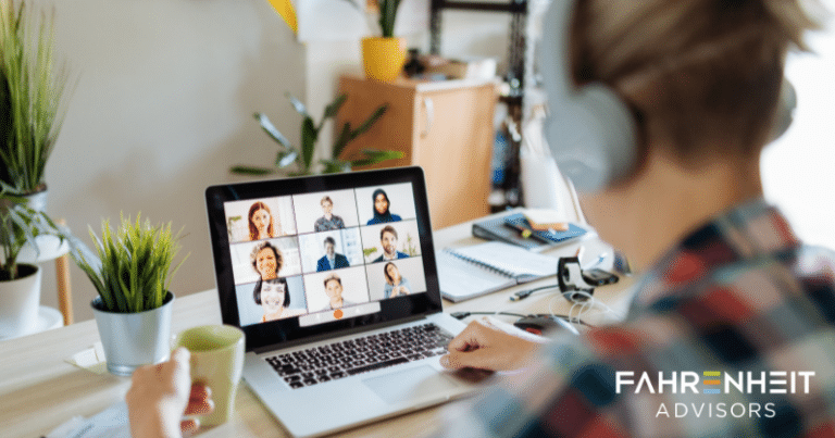 Embrace Remote Working | Human Capital | Fahrenheit Advisors